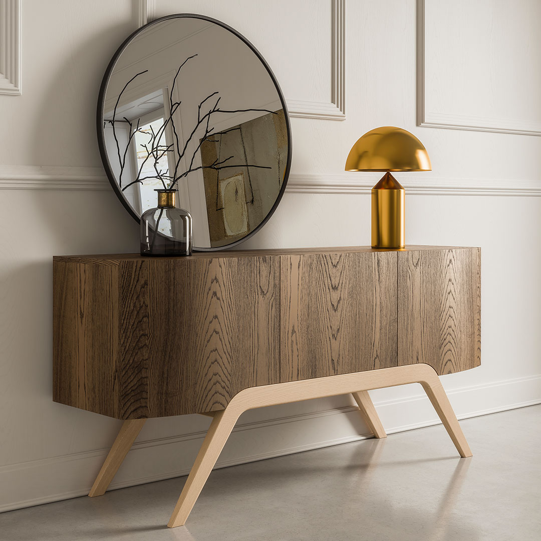 Aria Madia - Furniture - Product Design by Giulio Simeone Design Studio